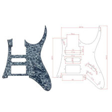 Electric Guitar Pickguard Scratch Plate for Ibanez RG or Jem Parts Pearloid