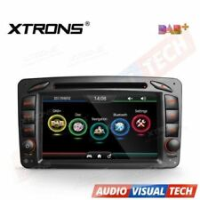 XTRONS Vehicle DVD Players for Mercedes-Benz