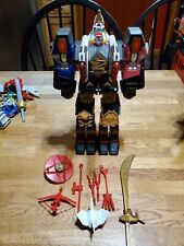 1995 Mighty Morphin Power Rangers Deluxe Shogun Megazord With Falconzord,