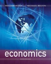 Economics by Boyes, William Melvin, Michael ninth ed south western cengage 9th