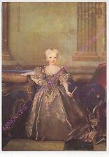 CP ART TABLEAU NICOLAS DE LARGILLIERRE Marie Anne Victoire de Bourbon