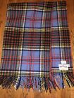 Nephin Rug Made in the Republic of Ireland 100% Pure Wool Stadium Blanket Shawl