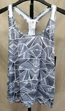 NWT C9 Champion Women's XXL 2XL Grey Tank Top Workout Running Fast Dry Vented