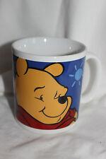 Mug Cup Tasse à café  Winnie the Pooh Blue Stars Bone China