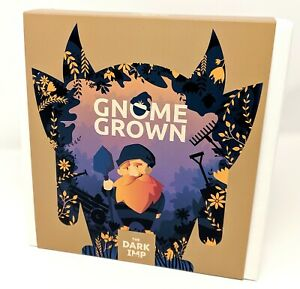 """""""Gnome Grown"""" Family Board Game"""