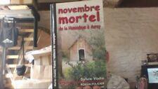 Novembre mortel de La Hunaudaye à Auray Vadis  Sylvie Occasion Livre