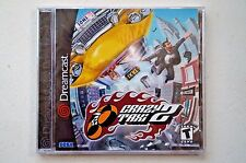Crazy Taxi 2 for the Sega Dreamcast - Factory Sealed Brand New NEVER Opened!