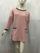 Chalice S fits 14 Long Pink Warm Jumper