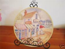 Ceramic Decoration Plate Memories Of Paris 21cm C