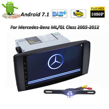 """9"""" Big Screen Android 7.1 Car Radio GPS Stereo for Mercedes Benz ML-W164 GL-X164"""