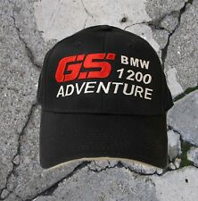 BMW  GS 1200 Adventure Cap/Hat Black  CP85