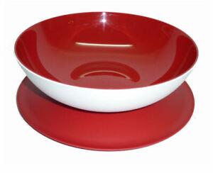 Tupperware Allegra Servierschale 1,5 Lit Rot