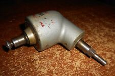 Vintage Millers Falls Right Angle Sanderbuffer Attachment For Drills Used