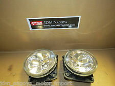 JDM Subaru WRX Sti GC8 GDA OEM Front Crystal Fog Lights Lense, Kouki, V5 V6