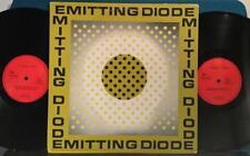 TALKING HEADS EMITTING DIODE~RARE ORIG 1980 2LP~TBS RECORDS~BYRNE~NO TMOQ