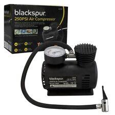 Portable Multi-Use 12V 250psi Air Compressor Pump Van Car Tyre Football Inflator