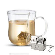 Tea Infuser House Shape Stainless Steel Tea Infuser Strainer