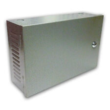 "SB1383W 13"" Electrical Enclosure Cabinet Alarm Locking Box Distribution Box"