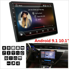 "10.1"" 2Din Android 9.1 Quad-core 2+32G Car Stereo GPS Wifi BT DAB 3G 4G DVR DAB"