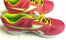 REEBOK - RUNNING SNEAKERS - LIGHT WEIGHT - PINK - SZ 3.5 -  NWOB - B-SHO-2