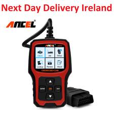 AD410 OBD2 Scanner OBD2 Engine Code Reader Car Diagnostic Reset Tool Scanner