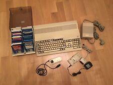 """Commodore Amiga 500, memoria 1mb!, """"RADIO"""" - mouse, dischetti, joystick, testato!"""