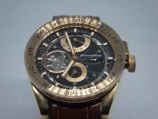 ORIENT STAR WZ0191FH retrofuture power reserve Wrist watch (3-216A)