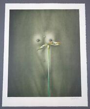 Paul Wunderlich Torso mit Blume Farblithographie 1981 handsigniert und numm.