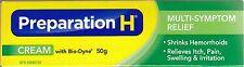 Canadian Preparation H Cream With Bio-Dyne Multi-Symptom 50g Canada