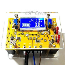 10A DC-DC High-Power Adjustable Step-down Module Voltage & Current Dual Display