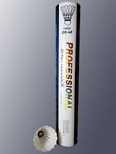 DURASMASH Multi-Pack Excellent Grade Premium Goose Feather Badminton Shuttlecock