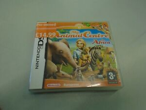 MY ANIMAL CENTRE IN AFRICA - NINTENDO GAME DS