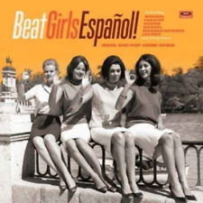 V.A.-BEAT GIRLS ESPANOL! 1960S SHE-POP FROM SPAIN-IMPORT CD WITH JAPAN OBI F83
