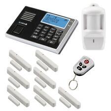 Olympia 9061 Seguridad Plus Unidad de Alarma Gsm Set 7 X Puerta Ventana /