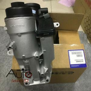 PCV Valve Oil Trap Oil Filter Housing 31338685 For Volvo C70 S40 V50 2004-14