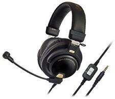 Audio-technica Ath-pg1 - Casque-micro Circum-auriculaire Fermé pour Gamer (pc/p
