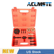 A/C Compressor Clutch Installer/Remover Kit Air Condition Vehicle Repair Tool Us