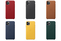 Apple iPhone 11 Pro Case 🍎 European Leather Protective Case 🛡️ Brand New
