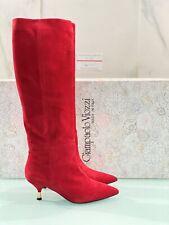 stivali alti pvc rosso n 43 | eBay