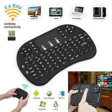 Rii mini i8 2.4GHz Wireless Keyboard with Touchpad for smart TV PC android box