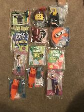 HAPPY MEAL TOYS, Mixed Lot X12