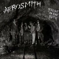 Night IN The Ruts - Aerosmith CD Columbia