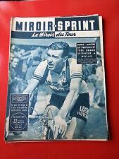20/07/55 miroir sprint n° TOUR DE FRANCE 1955  LES ETAPES LOUISON BOBET