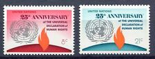 19208) UNITED NATIONS (New York) 1973 MNH** Human Rights