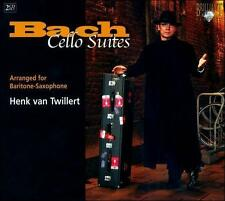 Bach: Cello Suites - Arranged for Baritone Saxophone, New Music