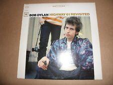 Bob Dylan  Highway 61 Revisited Label CBS KCS 9189 Vinyl Record LP Album Stereo