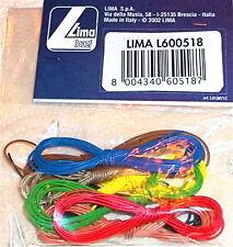 Micro Kabel Sortiment 8 Farben Lima Jouef L600518   µ LJ4