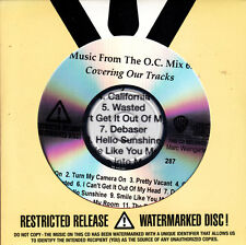 O.C.Mix 6:Covering Our Tracks-Restricted Soundtrack-CD