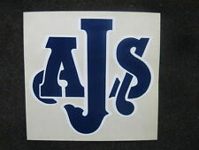 AJS DECAL STICKER TRIUMPH STORMER JS 410 16S AHRMA 16 S