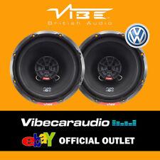 VW Polo 6R 2009-2014 MK5 Vibe Slick 6 480 Watts 2 vías Puerta Trasera altavoces del coche Kit